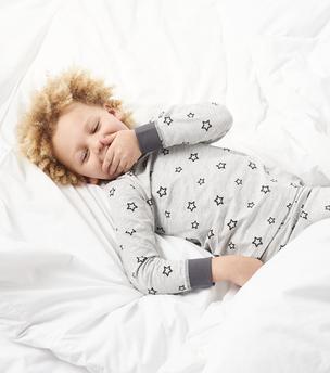 pyjama - star almost black - Little Label