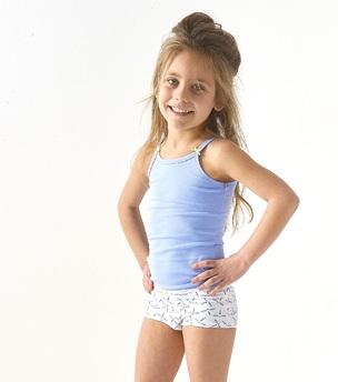 foto hipster set meisjes dragonfly blue combi Little Label