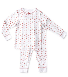 meisjes pyjama - cherries - Little Label