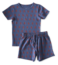 baby zomer pyjama - lobster - Little Label