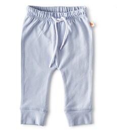 Smal baby broekje - lichtblauw - Little Label