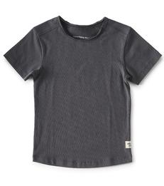 baby t-shirt - antraciet - Little Label