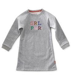 baby jurkje grey melee GRLPWR - Little Label