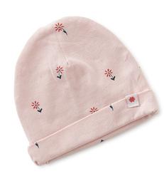 baby muts - light pink flowers - Little Label