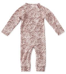 boxpakje baby meisjes roze zebra print little Label