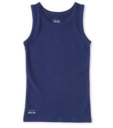 donkerblauw jongenshemd Little Label jongens ondergoed