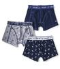 boxer briefs 3-pack - blue