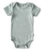 bodysuit short sleeves - greenblue