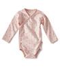 wrap body - light pink hearts