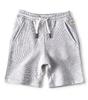 baby boy shorts - grey melange
