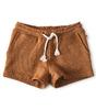baby girls shorts - copper
