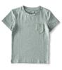 short sleeve baby boys - greenblue