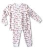 pyjamas baby boys - tiger red