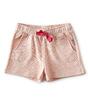 baby girls shorts - light pink