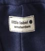 navy blue Little Label