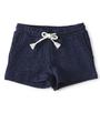 girls shorts navy blue  - Little Label