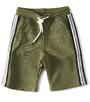 groene jongens short Little Label