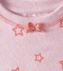 star lilac pink print - Little Label
