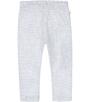 striped baby pants Little Label organic cotton