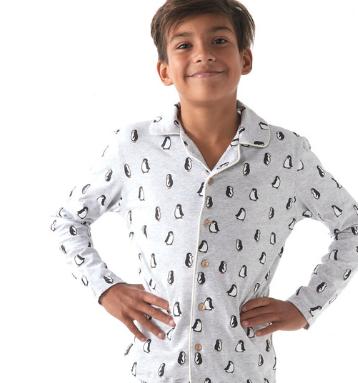 H7 organic boys pyjamas