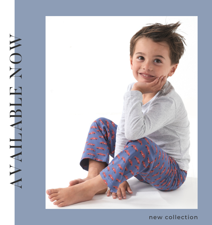 H5 pyjama jongen